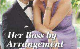 Spotlight & Giveaway: Her Boss By Arrangement by Teresa Carpenter