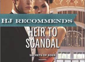REVIEW: Heir To Scandal by Andrea Laurence