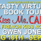 Spotlight & Giveaway: Kiss Me, Captain by Gwen Jones