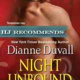 REVIEW: Night Unbound by Dianne Duvall