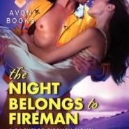 Spotlight & Giveaway: The Night Belongs to Fireman by Jennifer Bernard