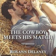 REVIEW: The Cowboy Meets His Match by Roxann Delaney
