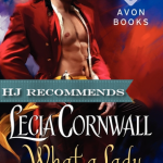 REVIEW: What A Lady Most Desires by Lecia Cornwall