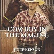REVIEW: Cowboy in the Making by Julie Benson