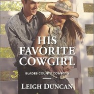 REVIEW: His Favorite Cowgirl by Leigh Duncan