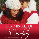 REVIEW: Her Mistletoe Cowboy by Alissa Callen