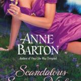 Spotlight & Giveaway: Scandalous Summer Nights by Anne Barton