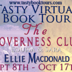 Spotlight & Giveaway: The Governess Club: Sara by Ellie Macdonald
