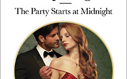 Spotlight & Giveaway: The Party Starts at Midnight by Lucy King