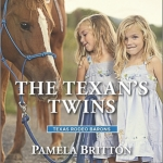 REVIEW: The Texan's Twins by Pamela Britton