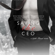REVIEW: Saving the CEO by Jenny Holiday