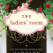 Spotlight & Giveaway: The Ladies' Room by Carolyn Brown