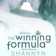 Spotlight & Giveaway: Her Winning Formula by Shannyn Schroeder