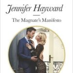Spotlight & Giveaway: The Magnate's Manifesto by Jennifer Hayward