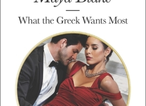 REVIEW: What The Greek Wants Most by Maya Blake