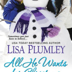 REVIEW: All He Wants For Christmas by Lisa Plumley
