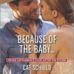 REVIEW: Because of the Baby… by Cat Schield