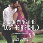 REVIEW: Carrying the Lost Heir's Child by Jules Bennett