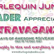 #Giveaway Day 16: HJ Reader Appreciation EXTRAVAGANZA