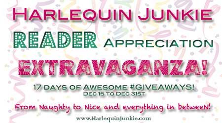 Giveaway day 17 hj reader appreciation extravaganza harlequin the holiday season is a prefect time for celebrating and giving fandeluxe Image collections