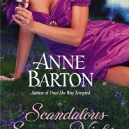 REVIEW: Scandalous Summer Nights by Anne Barton