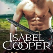 Spotlight & Giveaway: The Highland Dragon's Lady by Isabel Cooper