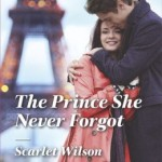 Spotlight & Giveaway: The Prince She Never Forgot by Scarlet Wilson