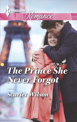 The Prince She Never Forgot by Scarlet Wilson