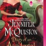 Spotlight &  Giveaway: Diary of an Accidental Wallflower by Jennifer McQuiston