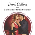 Spotlight & Giveaway: The Sheikh's Sinful Seduction by Dani Collins