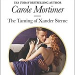 REVIEW: The Taming of Xander Sterne by Carole Mortimer
