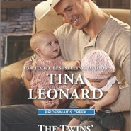 REVIEW: The Twins' Rodeo Rider by Tina Leonard
