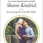 REVIEW: Carrying the Greek's Heir by Sharon Kendrick