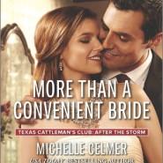 REVIEW: More Than a Convenient Bride by Michelle Celmer