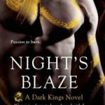 Spotlight & Giveaway: Night's Blaze by Donna Grant