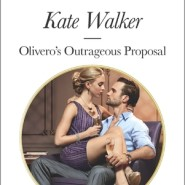 Spotlight & Giveaway: Olivero's Outrageous Proposal by Kate Walker
