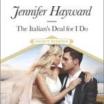 Spotlight & Giveaway: The Italian's Deal For I Do by Jennifer Hayward