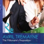 Spotlight & Giveaway: The Millionaire's Proposition by Avril Tremayne