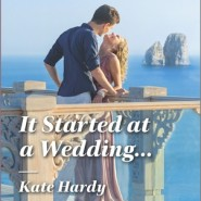 REVIEW: It Started at a Wedding… by Kate Hardy