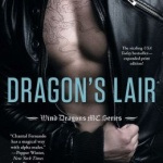 Spotlight & Giveaway: Dragon's Lair by Chantal Fernando