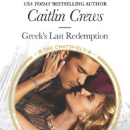 REVIEW: Greek's Last Redemption by Caitlin Crews
