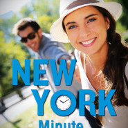 REVIEW: New York Minute by Melinda Dozier