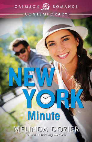 New-York-Minute-by-Melinda-Dozier