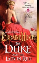 Spotlight & Giveaway: The Duke and the Lady in Red by Lorraine Heath