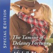 Spotlight & Giveaway: The Taming of Delaney Fortune by Michelle Major