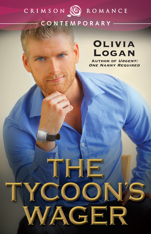 The-Tycoons-Wager-by-Olivia-Logan