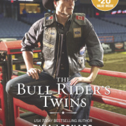 REVIEW: The Bull Rider's Twins by Tina Leonard