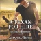 REVIEW: A Texan for Hire by Amanda Renee