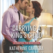 REVIEW: Carrying a King's Child  by Katherine Garbera
