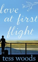 Spotlight & Giveaway: Love At First Flight by Tess Woods